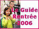 Dossier Rentrée 2006